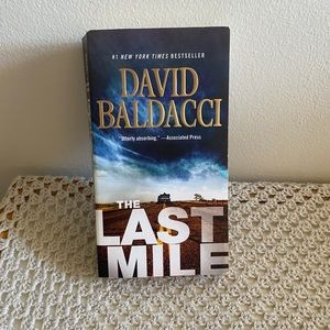 The last mile Book